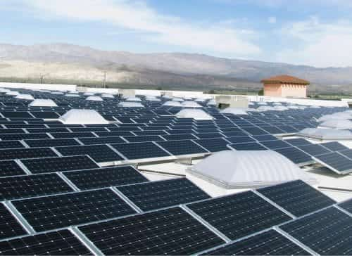 Solar Power Generation Locally