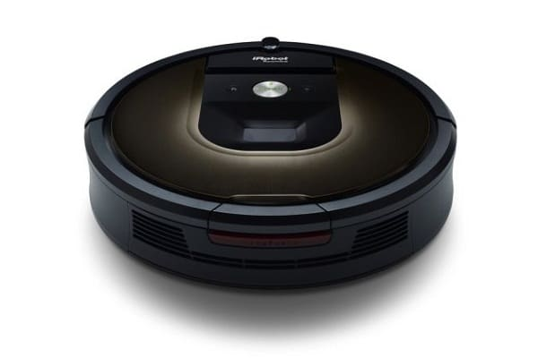 Energy Efficient Roomba 980 Vaccum Cleaner