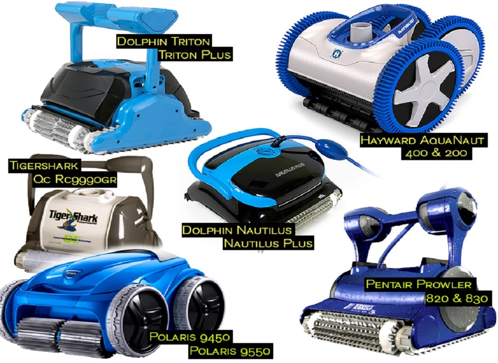 Energy Efficient Appliances Pool Cleaners