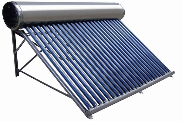 Solar Power Generation by Water Heater