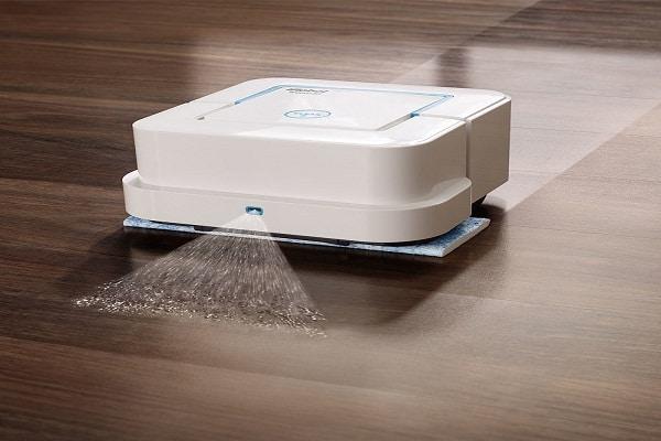 Energy Efficient iRobot Braava Jet Vaccum Cleaner
